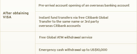 Global Banking Services Terms And Conditions