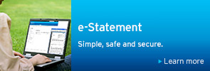 e-Statement Services